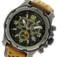 タイメックスTIMEXエクスペディションEXPEDITIONクロノクオーツメンズ腕時計TW4B01500ブラック