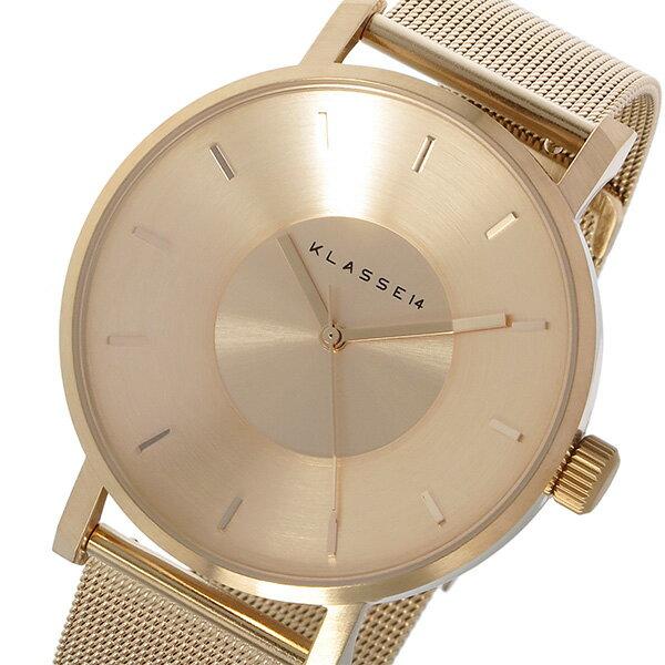 クラス14 KLASSE14 ヴォラーレ Volare 42mm ユニセックス 腕時計 VO14RG003M ローズゴールド