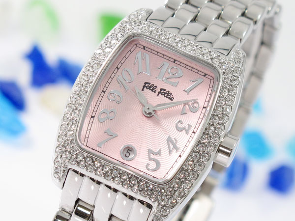 腕時計, レディース腕時計  FOLLI FOLLIE WF5T081BDP
