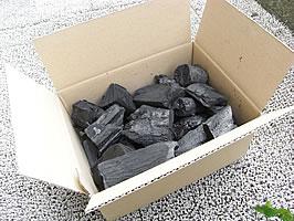 燃料用木炭 純国産 梅木 黒炭