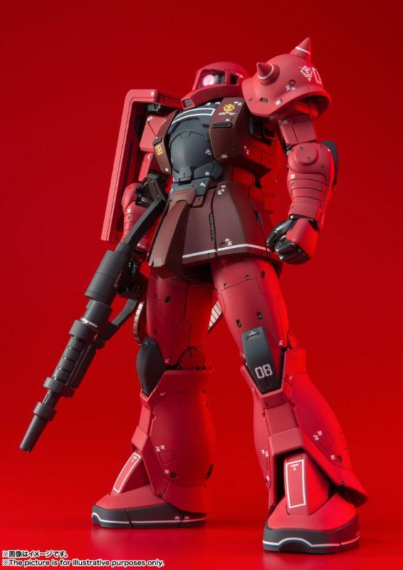 コレクション, フィギュア GUNDAM FIX FIGURATION METAL COMPOSITE MS-05S