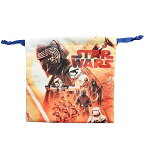 スターウォーズ スカイウォーカーの夜明け[巾着袋]きんちゃくポーチ/反乱軍vs帝国軍 STAR WARS SWKN1069