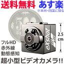 超小型フルHD ビデオカメラ ワイヤレス ウエアラブル 日本...