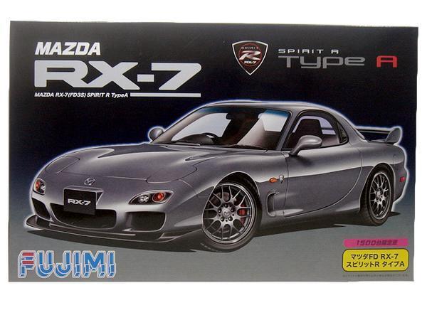 車・バイク, クーペ・スポーツカー 124 RX-7 (FD3S) SPIRIT R TypeA