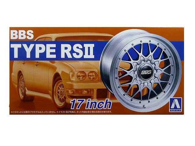 車・バイク, セダン 124 BBS-RS II 17