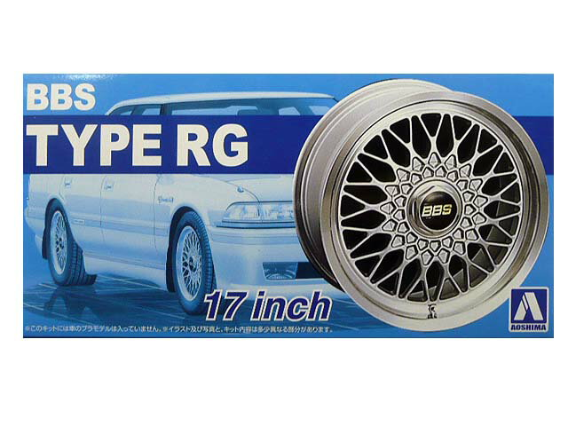 車・バイク, セダン 124 BBS-RG 17