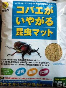 コバエがいやがる昆虫マット【...