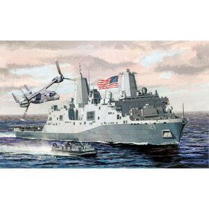 ミリタリー, 巡洋艦  1700 USS LPD-21