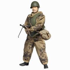 ドラゴン 1/6 WW.II ソビエト赤軍 突撃工兵「パブロ・ロマノビッチ・チトフ」w/DPM…