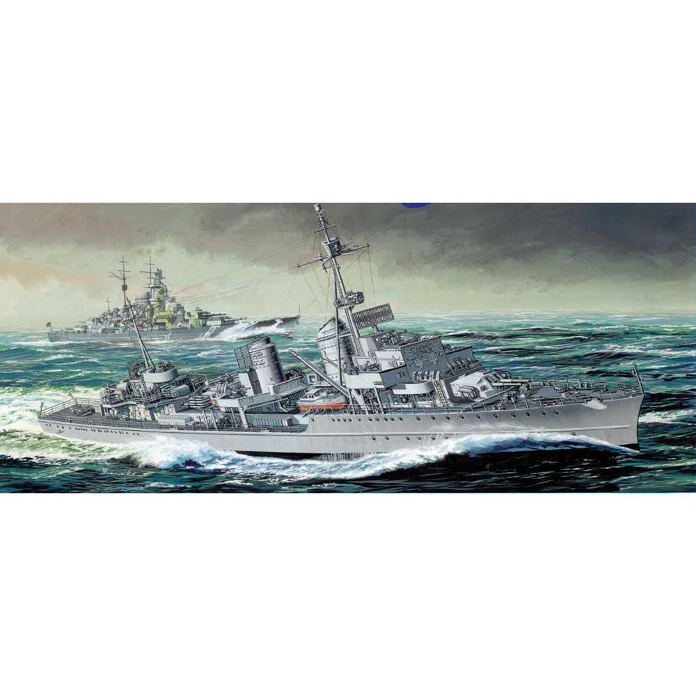 ミリタリー, 駆逐艦  1350 WW.II Z39