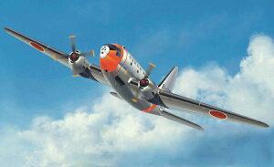 プラッツ 1/144 航空自衛隊 輸送機 C-46D【02P11Apr15】