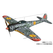 プレックス/プラッツ荒野のコトブキ飛行隊1/144隼一型キリエ機&エンマ機仕様未塗装プラスチックモデルキットKHK144-H1