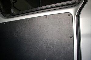 ハイエース200系DX用レザー調内装張り替えシート3
