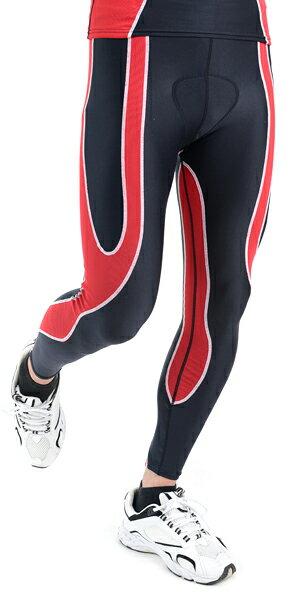 スポーツが変わる 筋肉疲労を軽減するスポーツウェアFIXFITREVOLUTIONキネシオロジー。 品番:ACW-X04REV