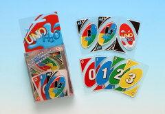 UNO 耐水H2Oウノカードゲーム 「お風呂で遊べるウノカード!」