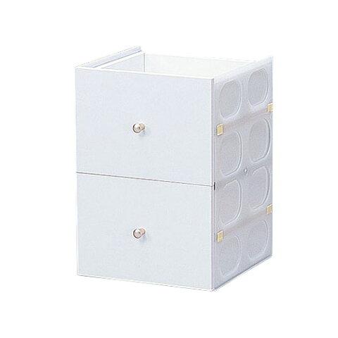 【カラーボックス用引き出し 別売りパーツ】【横置き用】カラーボックス(CBボックス)用引出し CXH-27 ホワイト【アイリスオーヤマ カラーボックスのカスタマイズに DY 子供部屋作りに】