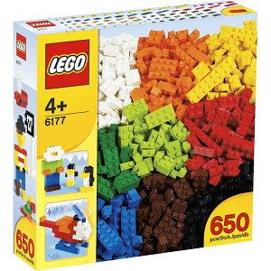 代引無料+送料500円!! 【取寄品】4才から★レゴ基本セット 基本ブロック(XL) 6177 [知育玩具/...