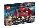 【取寄品】レゴ パイレーツ・オブ・カリビアン アン王女の復讐号4195(クイーン・アンズ・リベンジ号)【LEGO・ブロック・レゴブロック・ディズニー・ジャック・スパロウ・スパロー・海賊・クリスマス・Pirates of the Caribbean】【T】 enetshop1207-Ab