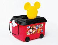 【在庫品】Disneyおもちゃ箱深型ミッキーマウス・ミニーマウス【おもちゃ収納・トイボックス・ディズニー・子供部屋】【P】【D】【RCP】