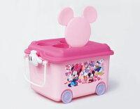 【在庫品】【送料無料】Disneyおもちゃ箱深型ミッキーマウス・ミニーマウス【おもちゃ収納・トイボックス・ディズニー・子供部屋】【P】【D】【RCP】