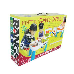 キネティックサンドテーブル トレンディ ランクイン・スエーデン ラングスジャパン・