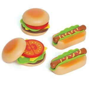 おままごと ハンバーガー