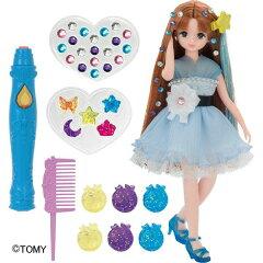 【着せ替え人形 ドール】リカちゃん キラかみ さくらちゃん【女の子向け おもちゃ キラ髪 ヘア…