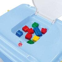 【おもちゃ収納収納ケースお片付け子供部屋収納ボックス錦化成スティッチおもちゃ箱ピップ】