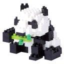 【ナノブロック nanoblock ホビー】ナノブロック nanoblock NBC_159 ジャイアントパンダ【大人向け 知育玩具】カワダ 【TC】【取寄品】【PN】