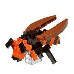 ナノブロックプラス nanoblock+ PBH-011 オオスズメバチ ホビー おもちゃ ブロック つみき 昆虫 知育玩具 【TC】 【取寄品】【PN】