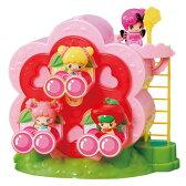 こえだちゃん カギでうごくよシリーズ 花のかんらんしゃハウス おもちゃ ハウス こえだちゃん 家 おもちゃこえだちゃん おもちゃ家 ハウスこえだちゃん こえだちゃんおもちゃ 家おもちゃ こえだちゃんハウス タカラトミー 【TC】