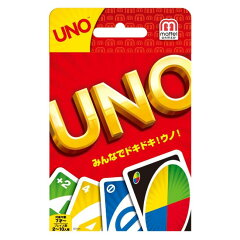 期間限定☆税込5,400円以上ご注文で送料無料【取寄品】UNO ウノカードゲーム みんなでドキドキ...
