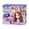 お化粧ヘアアレンジ女の子おもちゃメガハウスヘアメイクアーティストメイクアッププラス+メガハウス