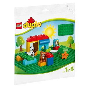 レゴ デュプロ 2304 基礎板 [緑]