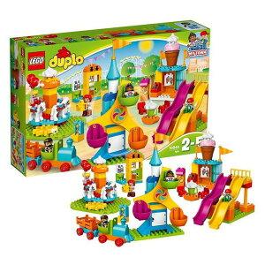 レゴ デュプロ 10840 デュプロのまち おおきな遊園地