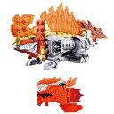 騎士竜戦隊リュウソウジャー 騎士竜シリーズ06 DXディメボルケーノ リュウソウジャー キャラクター おもちゃ 玩具 オモチャ 男の子 ヒーロー 人形 BANDAI バンダイ 【D】