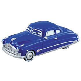 カーズトミカ C-06 ドッグ ハドソン[cars Disney/Pixar 映画 ディズニー ピクサー タカラトミー おもちゃ ミニカー プラキッズ トミカタウン TOMICA 車のおもちゃ トミカ ミニカー 男の子向け]【TC】【Disneyzone】