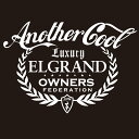カッティングステッカー 日産(NISSAN)エルグランド ELGRAND anothercool 車 カー ステッカー アクセサリー シール ガラス[◆]