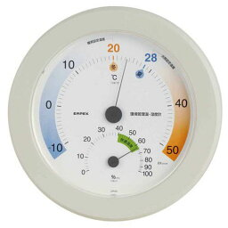 EMPEX 環境管理温度・湿度計「省エネさん」 TM-2771 家電 生活家電[▲][AS]