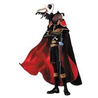 メディコムトイ リアルアクションヒーローズ-422 宇宙海賊キャプテンハーロック (宇宙海賊キャ...