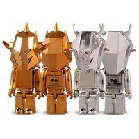 メディコムトイ キューブリック キューブリック-228 DEVILROBOTS 10th Anniversary セット () ...