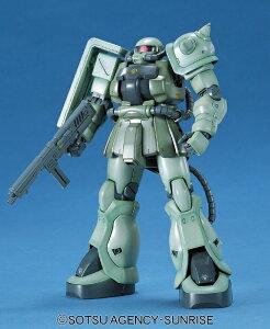 バンダイ(BANDAI)MGシリーズ機動戦士ガンダム0083 MS-06F-2 ザクIIF2型(ジオン公国軍仕様) 1/...