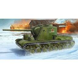 【トランペッターモデル/Trumpeter/トラペ/ラッパ】1/35スケールプラモデル ソビエト軍 KV-5超重戦車 模型 プラモデル ミリタリー[▲][ホ][F]