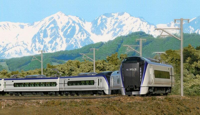 鉄道模型, 電車 KATOE3534F