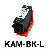 エプソンプリンター用 KAM ブラック 互換インク カートリッジ インクエプソン カメ カラリオ EP-881AB EP-881AN EP-881AR EP-881AW インク エプソン ホビナビ 純正乗り換え オフィス用品