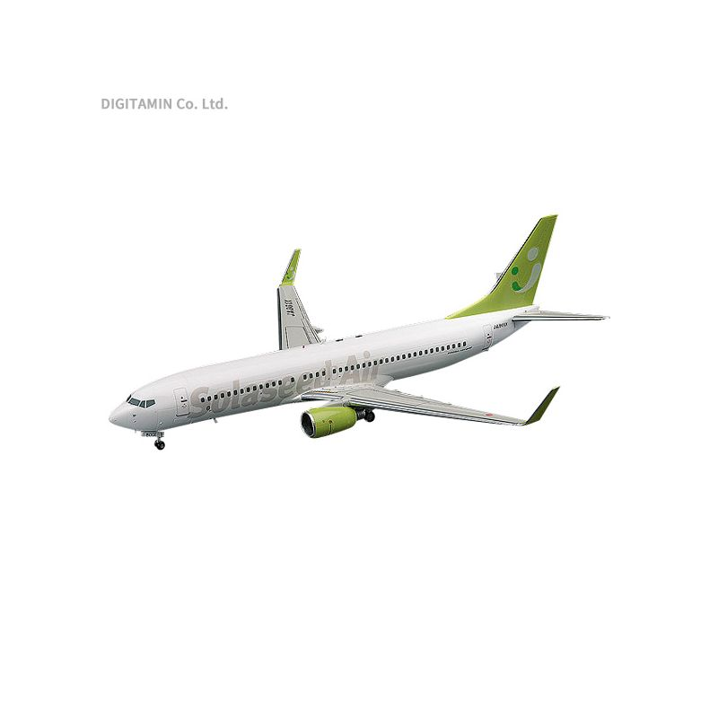 【ハセガワ】1/200 ソラシド エア ボーイング 737-800 [▲][ホ][F]