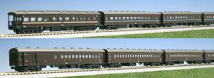 カトー スハ44系特急「つばめ」 7両基本セット(再生産) kato-10-534【鉄道模型・Nゲージ】