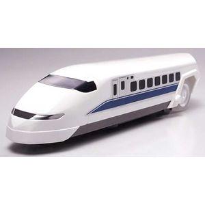 タミヤ 楽しいトレイン 300系 新幹線(楽しいトレインシリーズ:17802)【ミニ四駆・タミ…