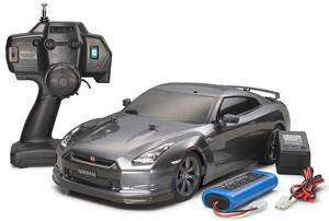 タミヤ XB NISSAN GT-R(TT-01E)(電動RCカー完成品:57779)【ラジコン・タミヤ】【ポイント倍付04...