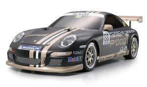 タミヤ RCC ポルシェ911 GT3 CUP07 (TT-01E)(電動RCカー:58407)【ラジコン・タミヤ】【ポイント...